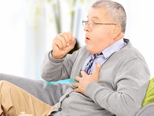 Dyspnea: Struggling to Breathe