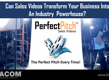 PERFECT PITCH SALES VIDEO #1 - Can Sales Videos Transform Your Business Into An Industry Powerhouse?