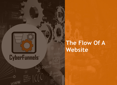 THE FLOW OF A WEBSITE