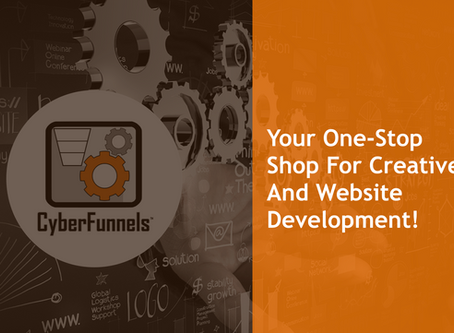 #4 - YOUR ONE-STOP SHOP FOR CREATIVE AND WEBSITE DEVELOPMENT!