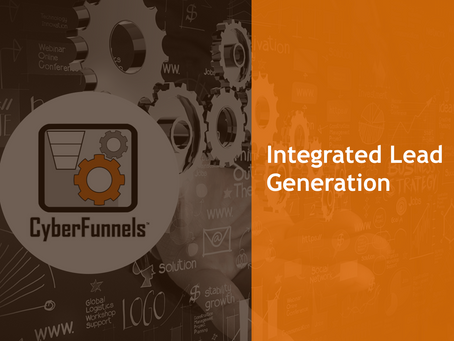 #7 – INTEGRATED LEAD GENERATION!