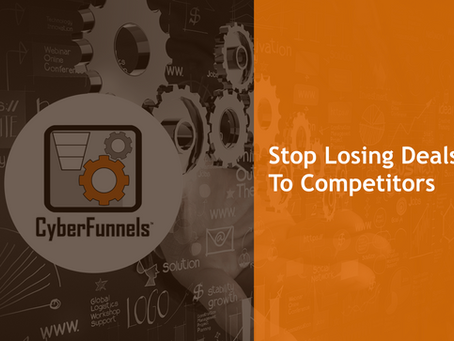 STOP LOSING DEALS TO COMPETITORS