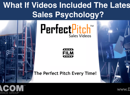 PERFECT PITCH SALES VIDEO #4 - What If Videos Included The Latest Sales Psychology?