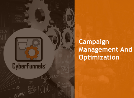 #8 – CAMPAIGN MANAGEMENT AND OPTIMIZATION!