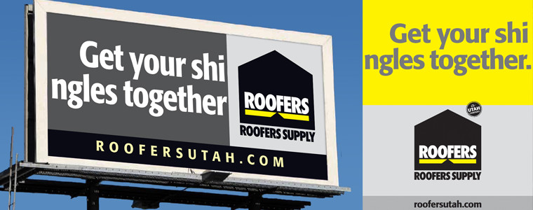 Roofers Supply     Outdoor, Print