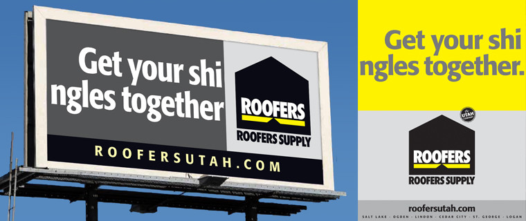 Roofers Supply  |  Outdoor, Print