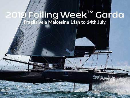 La Foiling Week, un voyage dans le futur de la voile