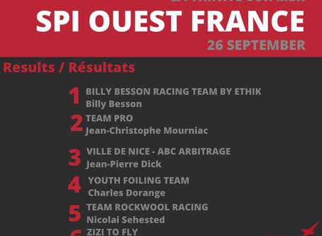 Spi Ouest France - Day 2