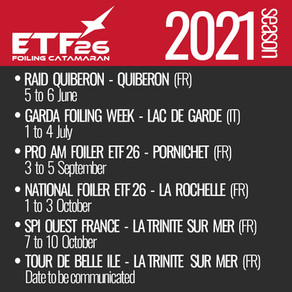 A NEW PROGRAM FOR THE 2021 ETF26 SERIES