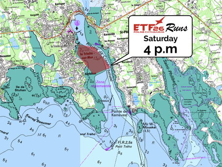 Discover ETF26 at Spi Ouest-France - Destination Morbihan