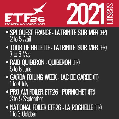 ETF26 - Program 2021