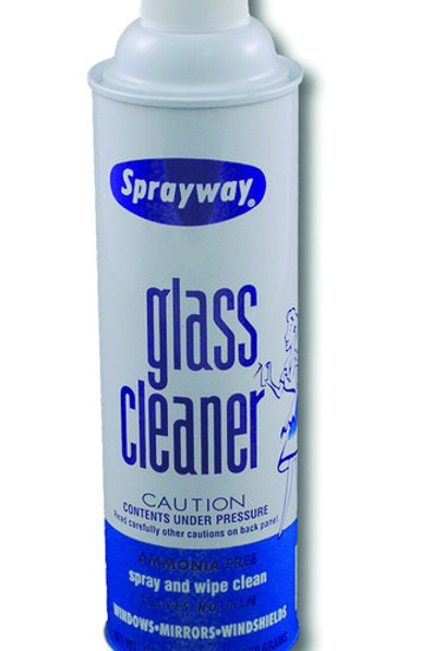 Glass Cleaner and Prep