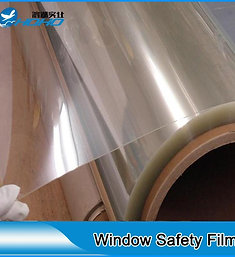 2 Mil Clear Safety Film
