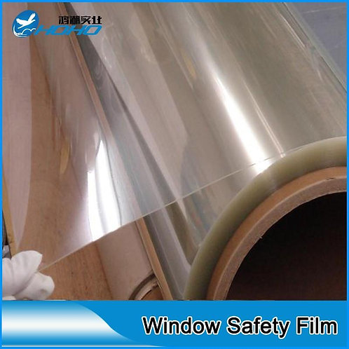 8 Mil Clear C Safety Film