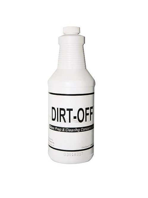 Dirt Off/Film On Concentrate