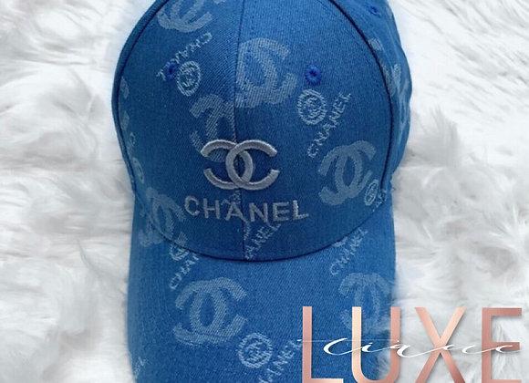DOUBLE C BASEBALL CAP