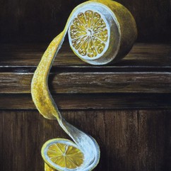Лимон в Голландском стиле (20х30 см. 201