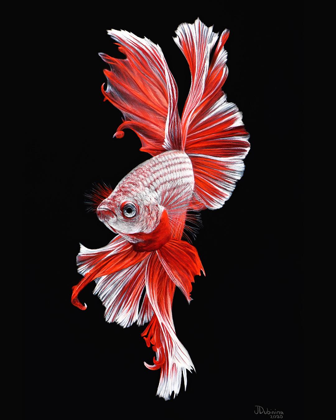 """""""Красная рыбка"""""""