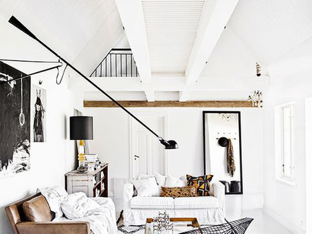 Style Marriage: Scandinavian + Rustic