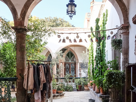 Top Design Spots in San Miguel de Allende