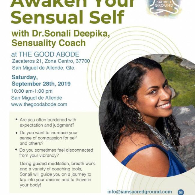 Awaken Your Sensual Self
