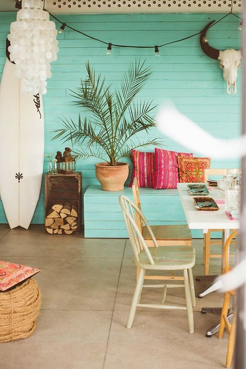 Mexican Style Design Never Shies Away From Color. From Facades Of Colonial  Influenced Buildings To Local Art, You Can Expect To See Hot Pinks, ...