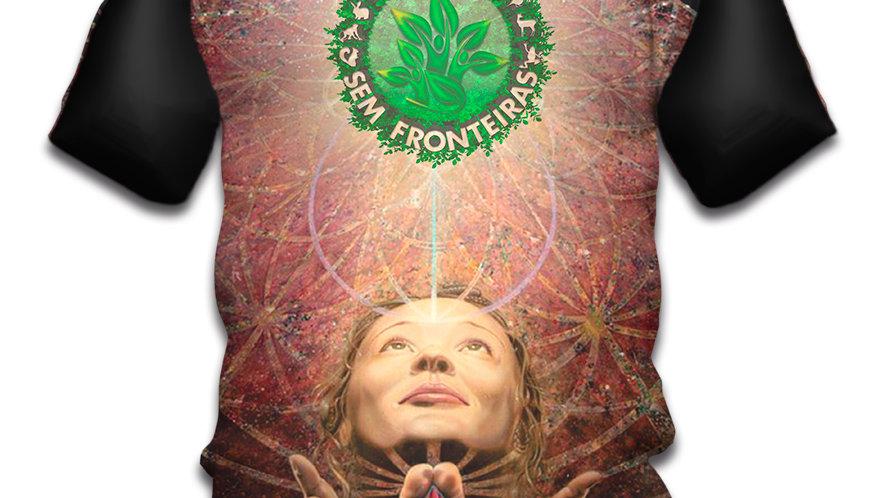 Camiseta a Vida sem Fronteiras