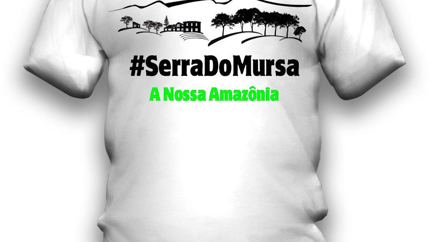 Camiseta Serra do Mursa