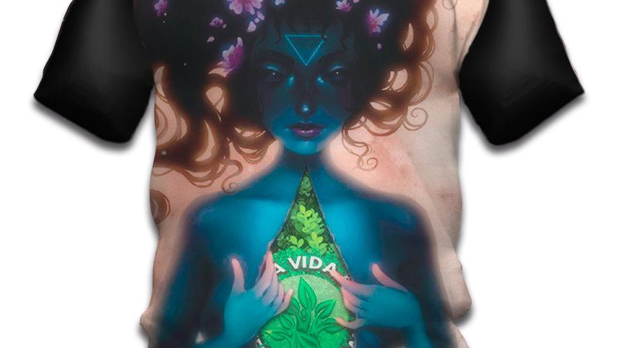 Camiseta Avatar sem Fronteiras