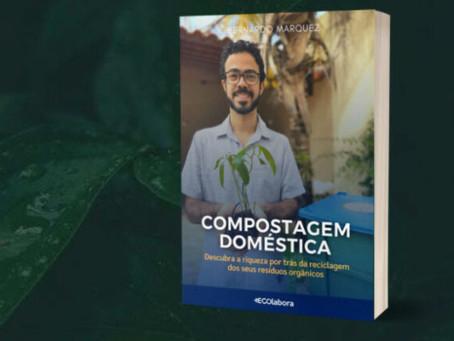 E-book gratuito ensina Compostagem Doméstica