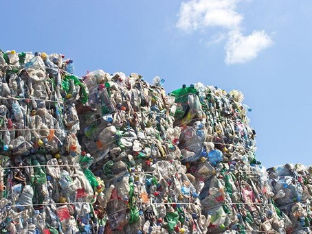 O poder da reciclagem