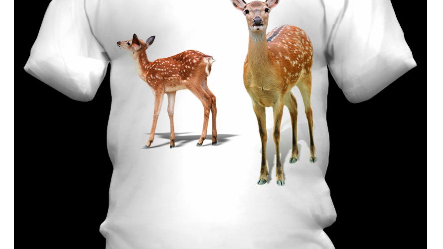 Camiseta Veado Campeiro