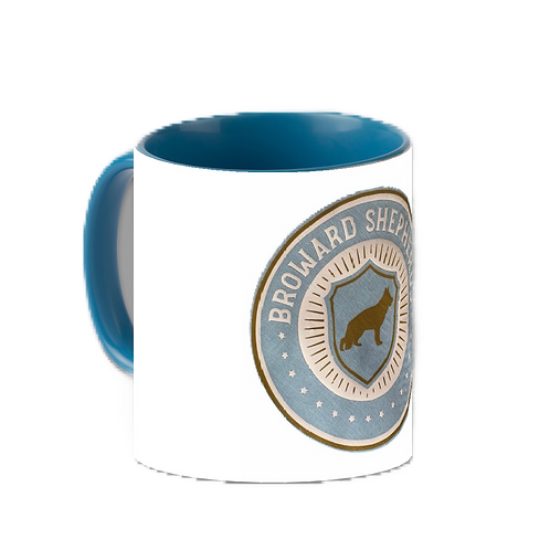 11 oz. BlueAccent Mug