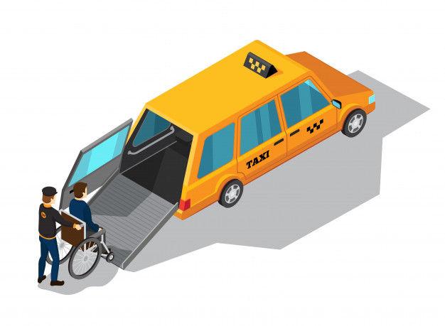 Handicap Taxi Service