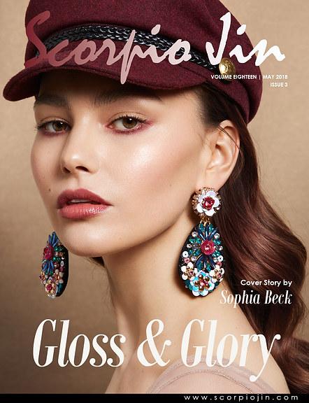 Scorpio Jin Magazine Volume EIGHTEEN_3_GLOSS & GLORY