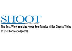 SHOOT Magazine