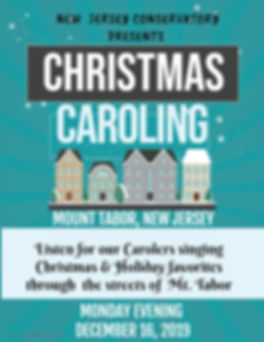 Christmas Caroling - Made with PosterMyW