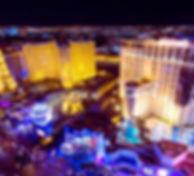 Sky line of Las Vegas Nevada