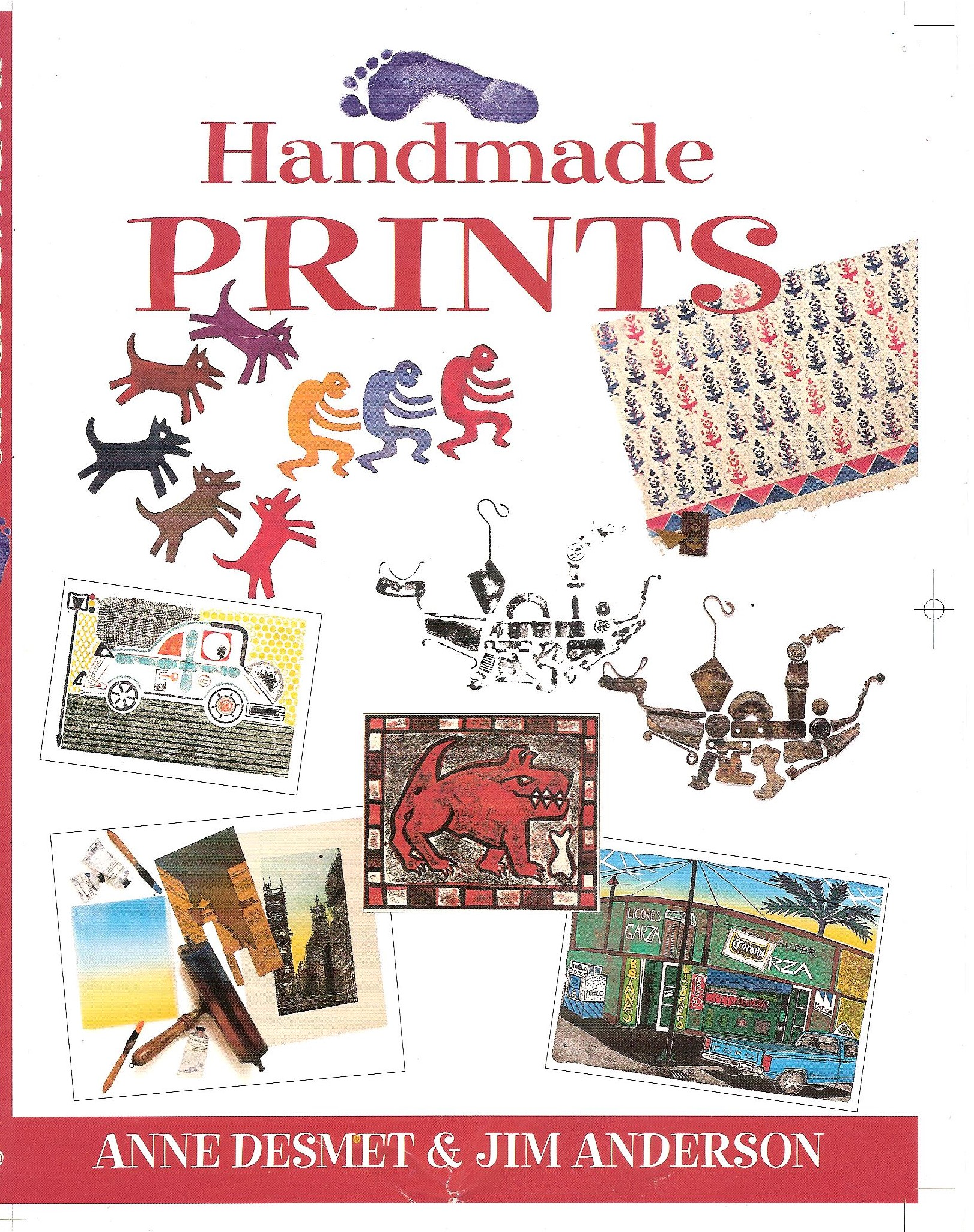 Handmade Prints front cover