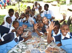 Nairobi mosaic project 2006