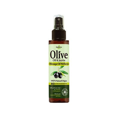 Olive Oil& Jojoba Massage Oil Welness