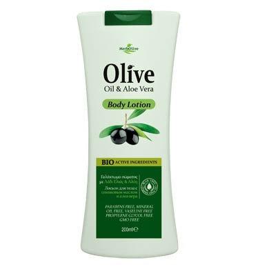 Olive Oil& Aloe Vera Body Lotion