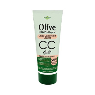 Olive Oil & Prickly pear Color Correction cream