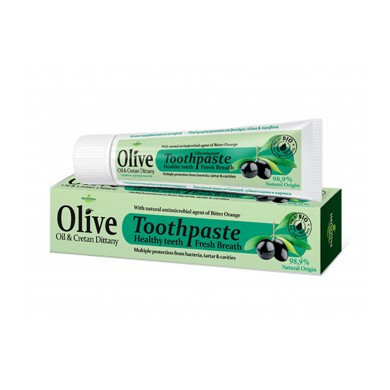 Olive Oil& Cretan Dittany Toothpase