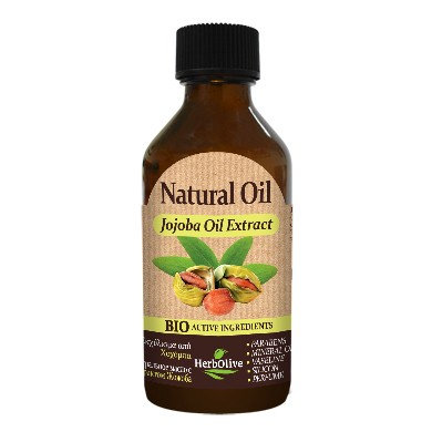 Natural Oil with Jojoba Oil Extract