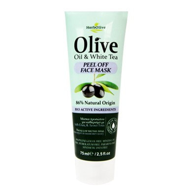 Olive Oil and White Tea Peel Off Face Mask