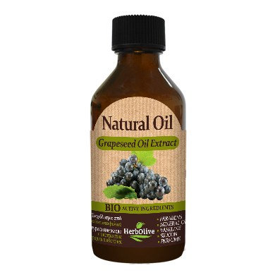 Natural Oil with Grapeseed Oil Extract