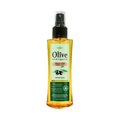 Olive Oil& Argan Oil Hair Oil