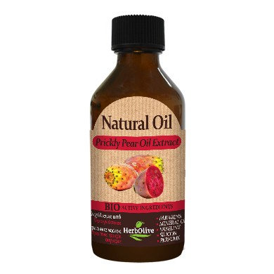 Natural Oil with Prickly Pear Oil Extract