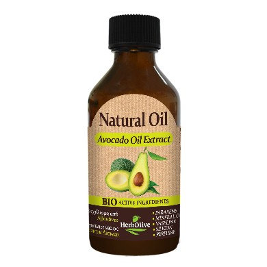 Natural Oil with Avocado Oil Extract